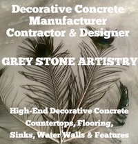 Grey Stone Artistry Company Logo by Eric Gremm in Chadron